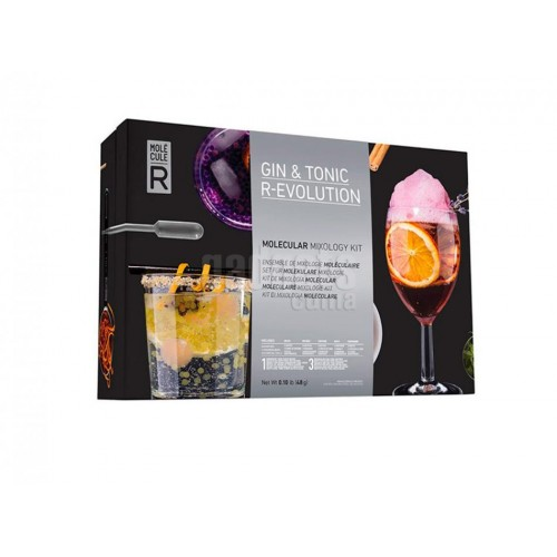 KIT GIN & TONIC R-EVOLUTION - MOLECULE-R