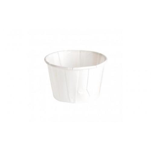 Mini Pote de papel plissado 60ml
