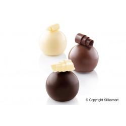 Truffles 20 - Molde Silicone _ Silikomart