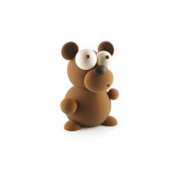 Kit Teddy - Molde Silicone Urso _ Silikomart