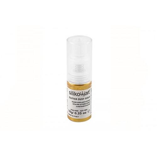 Spray Corante Alimentar Dourado - Silikomart
