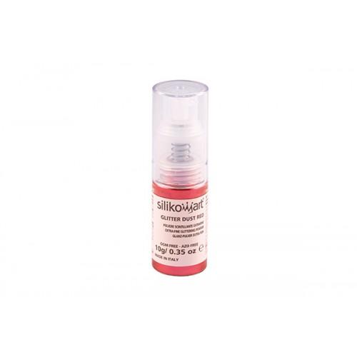 Spray Corante Alimentar Vermelho - Silikomart