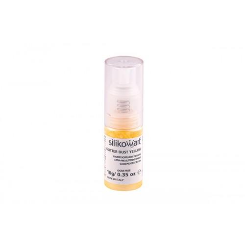 Spray Corante Alimentar Amarelo - Silikomart