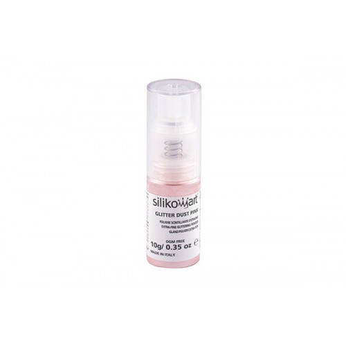 Spray Corante Alimentar Rosa - Silikomart