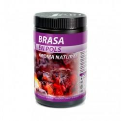 AROMA NATURAL BRASA EM PO SOSA (400 GR.)