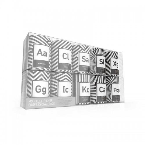 Kit Professional Pack Pro Line - Molecule-R