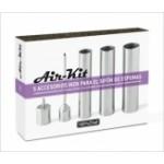 Conjunto de Acessorios Sifao Air Kit 100% Chef