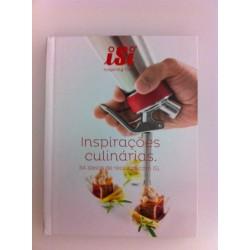 Livro ISI - inspirações culinárias
