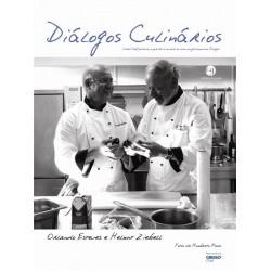 Livro Diálogos Culinários