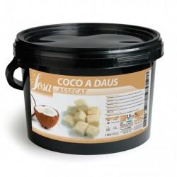 COCO EM DADOS SECO SOSA 2.5 KG.
